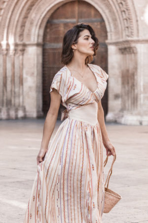 Lena Klar Couture - The Emily Dress - Mayan Dreams